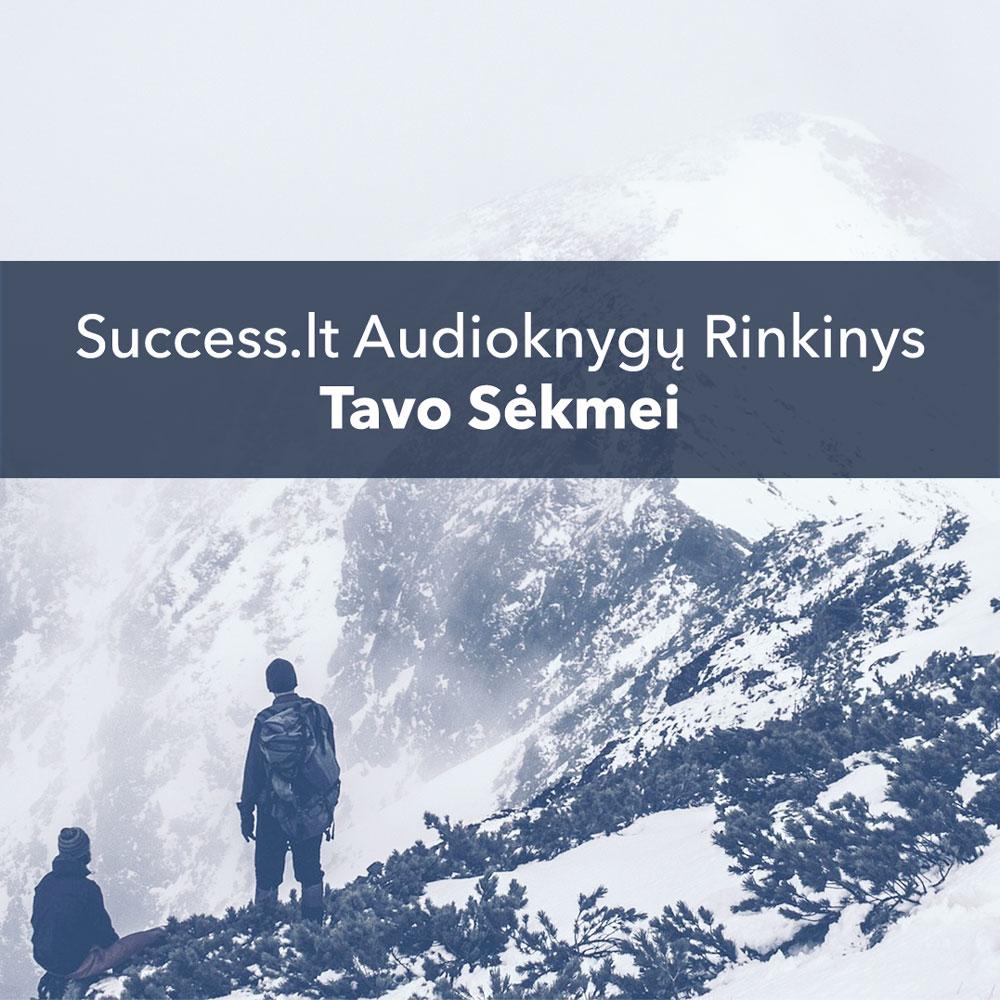 Aivaras Pranarauskas – Success.lt audioknygų rinkinys tavo sėkmei