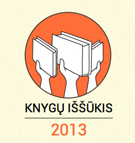 Knygų iššūkis 2013