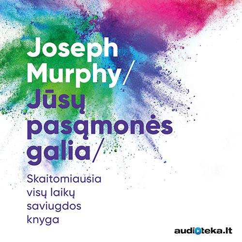 """Joseph Murphy audioknyga """"Jūsų pasąmonės galia"""""""